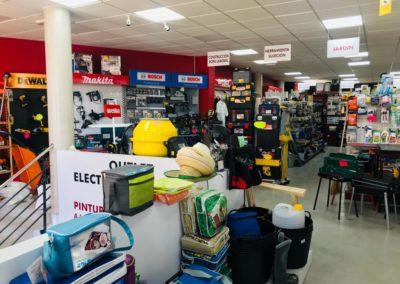 Ferromania tienda interior